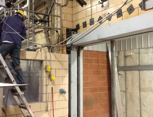 Commercial Clean Room Conversion