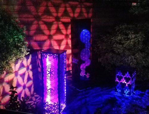 Lighted Sculpture