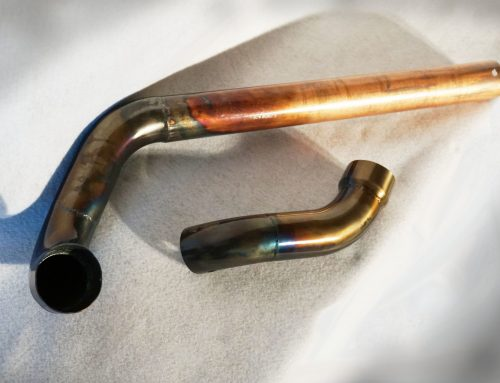 Decorative Motorcycle Pipe